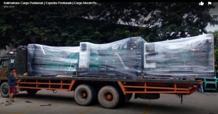 Pengiriman Alat Berat dari Pontianak ke Seluruh Indonesia
